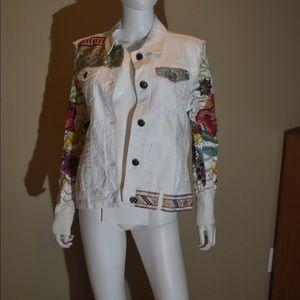 Desgual women jeans jacket